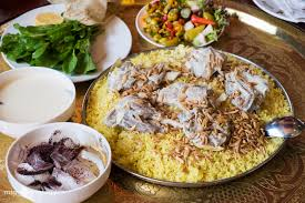 cuisine jordanienne what is the national dish of jordanien