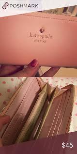 kate spade light pink wallet fake kate spade pink wallet light pink and easy to handle it is