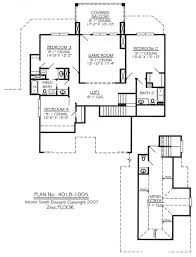 two storey house design with floor plan elevation pdf architecture