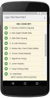 unknown artist cari yang lain lagu gratis lagu wali band mp3 apk download free music audio app for android