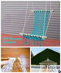 diy hammock projects picture instructions