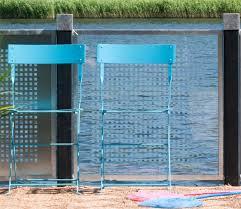 garten im quadrat sichtschutz aus glas cubic zum bau einer