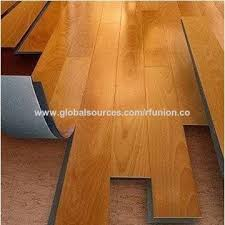 china pvc vinyl plank flooring from zhangjiagang wholesaler