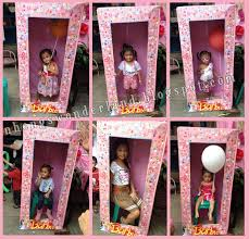 Homemade Photo Booth Diy Barbie Box For Photobooth Nheng U0027s Wonderland