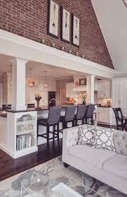 living room living room open concept kitchen double wide park