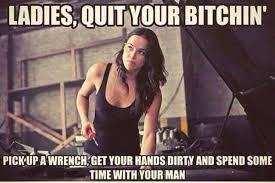 Quit Lying Meme - quit your bitching meme get your hands dirty spend time with your