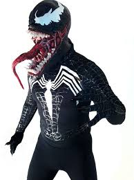 Spiderman Halloween Costumes Kids 25 Venom Costume Ideas Spiderman Black Suit