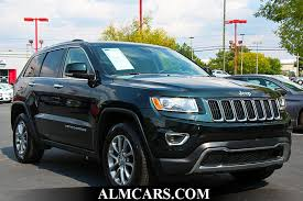 used jeep grand 2014 2014 used jeep grand rwd 4dr limited at alm kennesaw ga