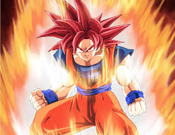 super saiyan god dragon ball af wiki fandom powered wikia