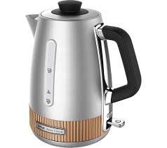 Currys Small Kitchen Appliances Buy Tefal Avanti Classic Ki290f40 Traditional Kettle Silver