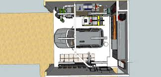 garage shop floor plans chris u0027 planned garage workshop the wood whisperer