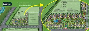 emirates stadium floor plan amrapali leisure park in techzone 4 noida price location map