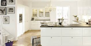 Cuisine Blanche Brillante by Indogate Com Faience Salle De Bain Vert Anis
