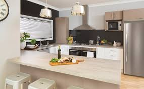 kitset kitchen cabinets kaboodle bunnings warehouse