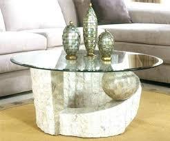 round stone top coffee table round stone top coffee table round stone coffee table s stone top