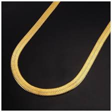 gold chain necklace rope images New era 10mm 18k gold chain necklace mofftco online store jpg