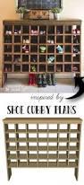 best 25 shoe cubby ideas on pinterest diy shoe storage shoe