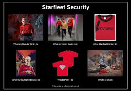 Red Shirt Star Trek Meme - star trek security star trek know your meme