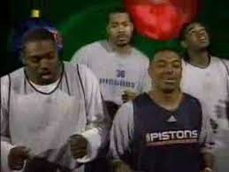 jingle bells from rasheed wallace and company