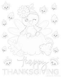 free printable thanksgiving coloring sheet sarah titus