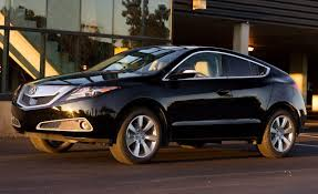 nissan acura 2010 2010 acura zdx recalled for airbag deployment issue car and