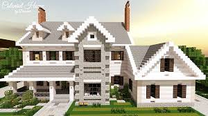 colonial house colonial house wok minecraft project