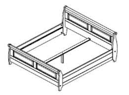 Schlafzimmer Massiv Komplett Komplettes Schlafzimmer Weiss Honig 4 Teilig Komplett Holz Kiefer
