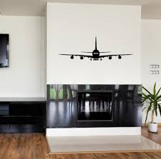 aviation home decor skyart aircraft cabin mockup with aviation