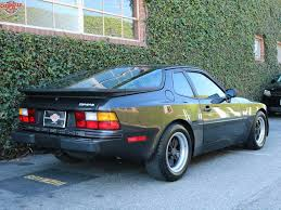 Chequered Flag Marina Del Rey 1985 Porsche 944 For Sale In Marina Del Rey Ca Wp0aa0948fn474622