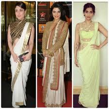 saree draping new styles saree drape style choose the best pinkvilla