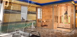 wellness design hotel home sauna design