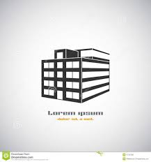 home designer architectural 10 abstract architecture building silhouette vector logo 10 home