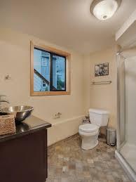 photos hgtv modern bathroom features earth toned stone tile floor