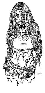 tattoo ideas zombie sketches of cute zombies google search drawings pinterest