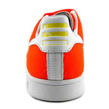sale adidas pw stan smith tns men round toe synthetic orange