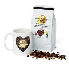 Et Coffee chaga coffee