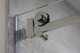 Shower Sliding Door Hardware Quadro Sliding Shower And Tub Doors Dulles Glass And Mirror