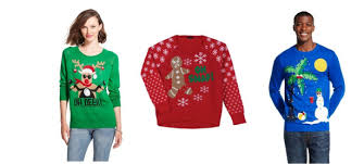 target 40 sweaters for the entire family today only
