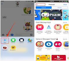 android version of imessage how to get and play in imessage on ios 11 2 11 10