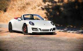 porsche convertible 4 seater 2017 porsche 911 gts cabriolet pdk automatic test review car