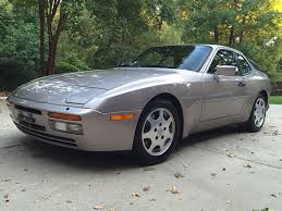 porsche 944 turbo price 1988 porsche 944 turbo s silver german cars for sale