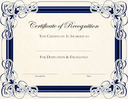 templates for award certificate printable award certificate template blank certificates applicable pics