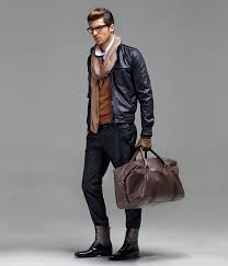mens leather jackets black friday what to wear brown leather jacket black jeans black boots