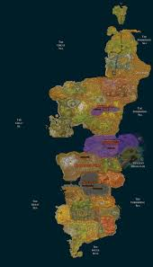 World Of Warcraft Maps by I Tried To Make A Political Map Of Northern Eastern Kingdoms Using