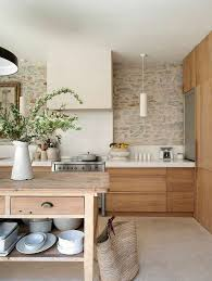 cuisine avec mur en le mur en apparente en 57 photos kitchens and