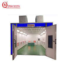 cheap photo booth qiangxin qx500a used cheap car paint spray booth for sale view