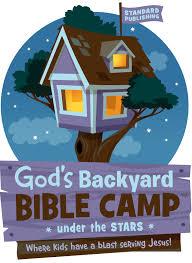 pin by karen hanscom on vbs 2017 pinterest backyard bible camp