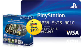 amazon black friday cheapassgamer save 100 on a ps vita ps bundle with playstation credit card