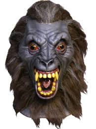 an american werewolf in london officially licensed halloween masks