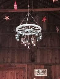 Remote Controlled Chandelier Vintage 5 Light Copper U0026 Wood Wagon Wheel Chandelier Hanging Light